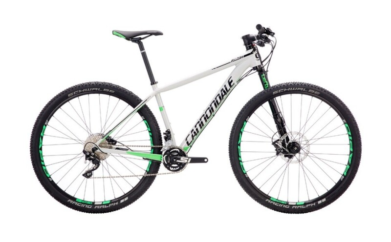 Cannondale F-Si 1 29 (2016)
