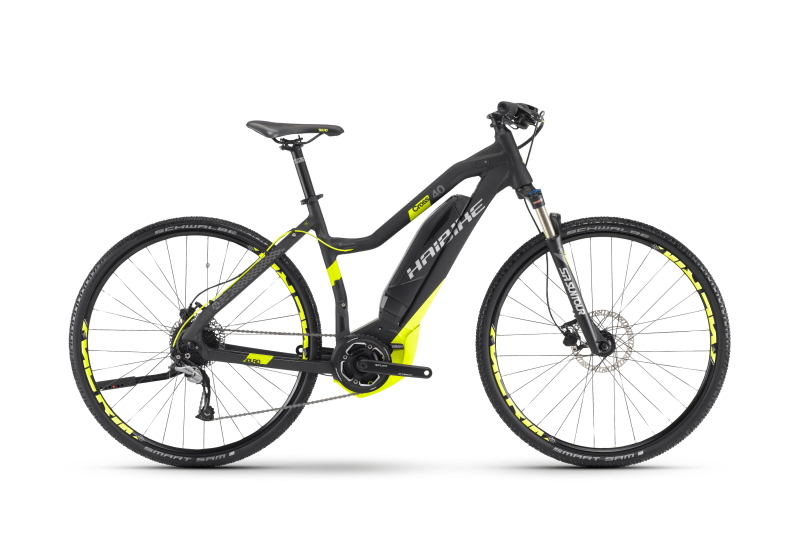 Haibike SDURO Cross 4.0 Ladies (2017)