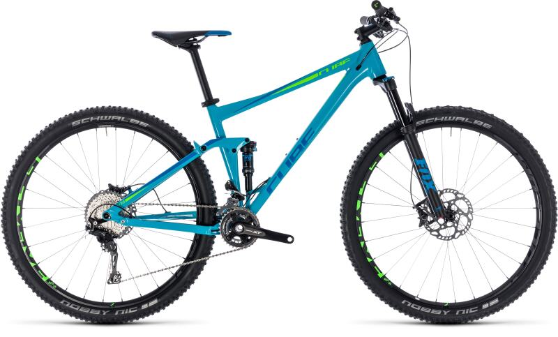 Cube Stereo 120 Race 27.5 (2018)