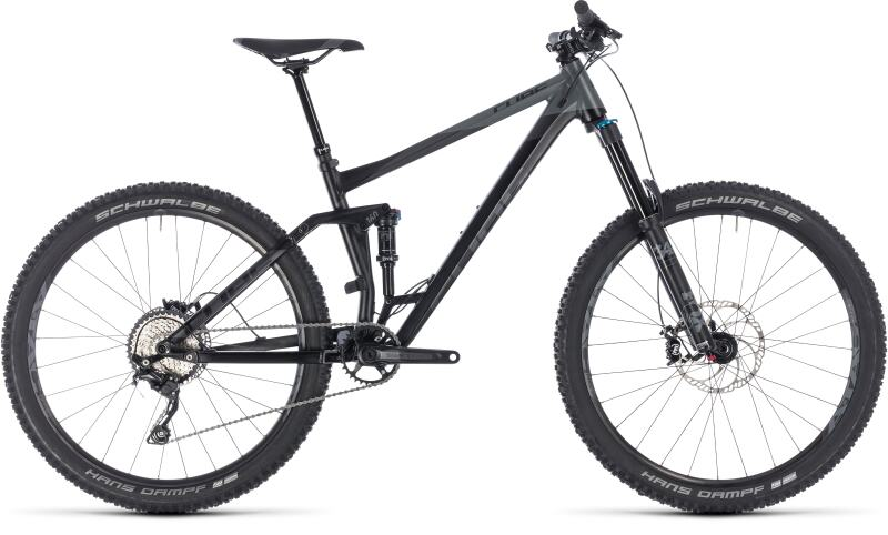 Cube Stereo 160 Race 27.5 (2018)