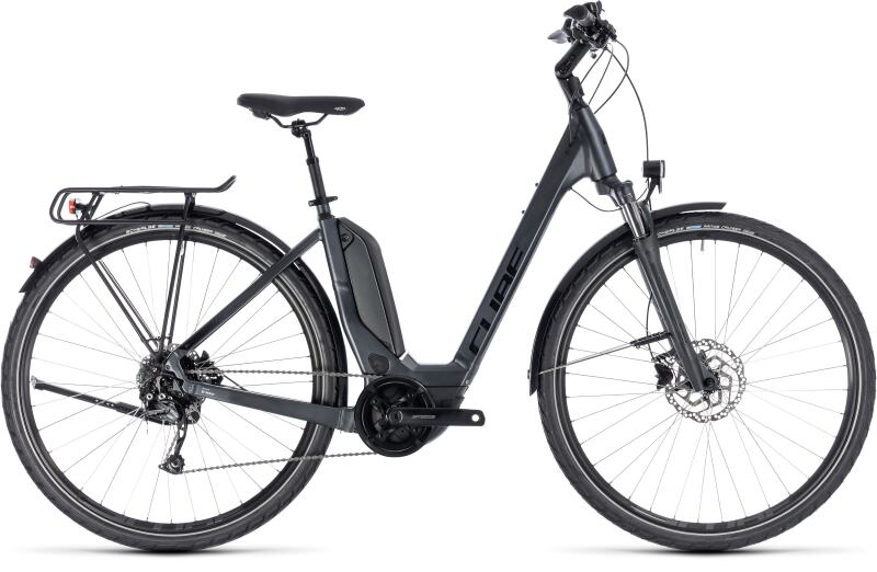 Cube Touring Hybrid One 400 Easy Entry (2018)