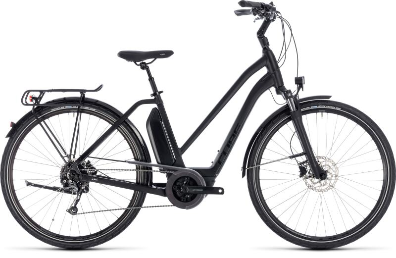 Cube Town Hybrid Sport 400 Lady (2018)