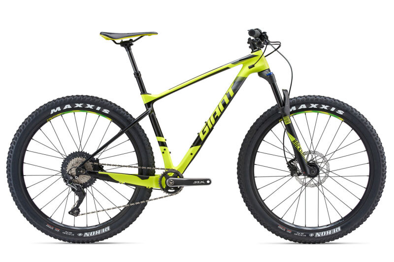 Giant XTC Advanced + 2 (2018)