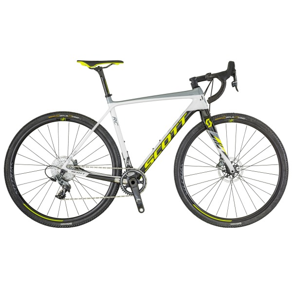 Scott Addict CX RC Disc (2018)