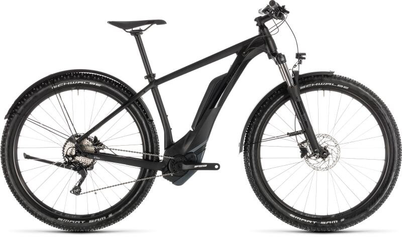 Cube Reaction Hybrid Pro 400 Allroad 27.5 (2019)