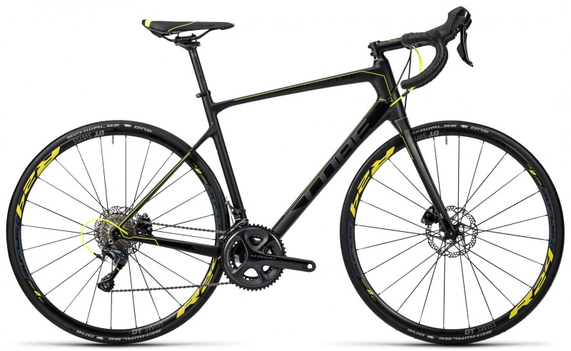 Cube Attain GTC SL Disc (2016)